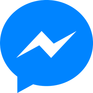 Facebook Messenger Logo Vector