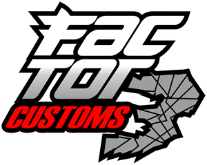 Factor 3 Customs Logo Vector