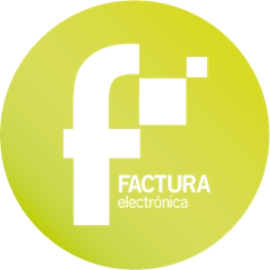 Factura Electronica Logo Vector