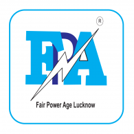 Fair Power Age Logo Vector