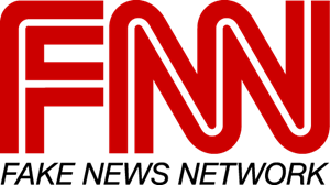 Fake News Network Logo Vector