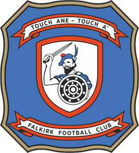 Falkirk FC (early 60's) Logo Vector