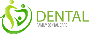 Family Dental Care Business Logo Vector