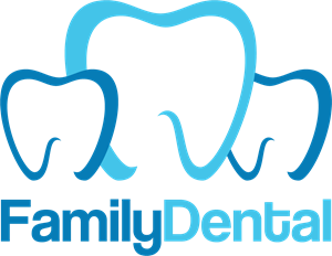 Family Dental Healt Logo Vector