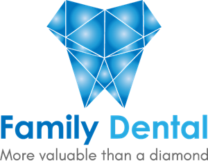 Family Dental Logo Vector