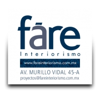 Fare Interiorismo Logo Vector