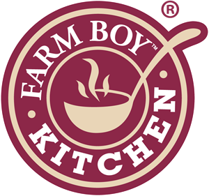 Farm Boy Kitchen Logo Vector