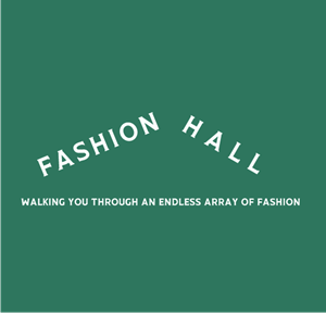 Fashion Hall Logo Vector