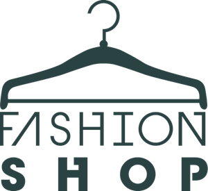 fashion shop clothes hanger Logo Vector