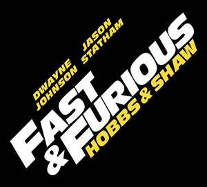 Fast & Furious Presents - Hobbs & Shaw Logo Vector