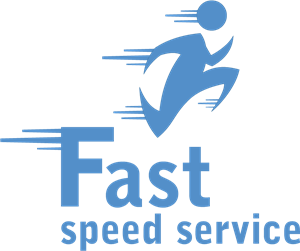 Fast Speed Service Logo Vector