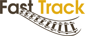 Fast Track Logo Vector