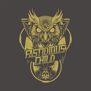 Fastidious Child Logo Vector