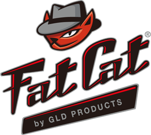 Fat Cat by GLD Products Logo Vector