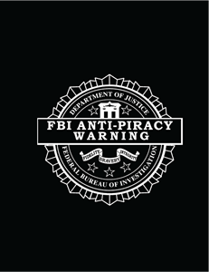 FBI ANTI-PIRACY Logo Vector