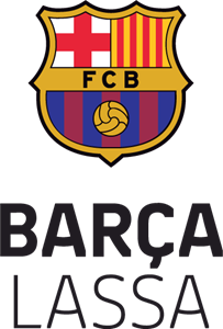 FC Barcelona Basketball Logo Vector