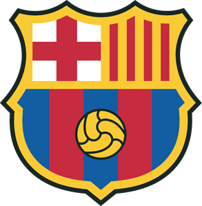 Fc barcelona logo vector eps free download - Logo barcelone foot ...