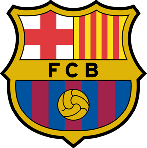 FC Barcelona Rugby Logo Vector