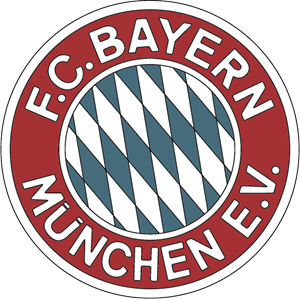 FC Bayern Munchen early 80's Logo Vector