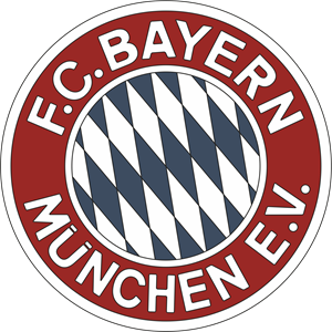 FC Bayern Munchen (early 80's) Logo Vector