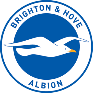 FC Brighton-and-Hove Albion Logo Vector
