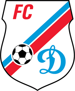 FC Dynamo Tallinn (early 90's) Logo Vector