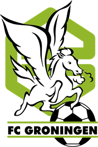 Fc Groningen 80 S Old Logo Vector Ai Free Download