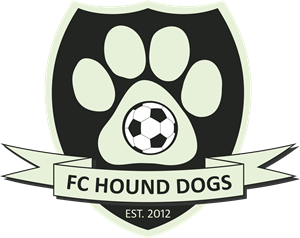 FC Hound Dogs Logo Vector