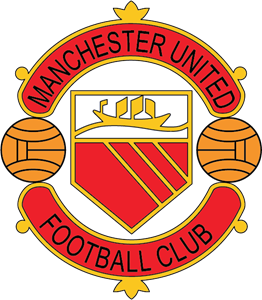 FC Manchester United 1960's Logo Vector