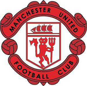 FC Manchester United 1970's Logo Vector