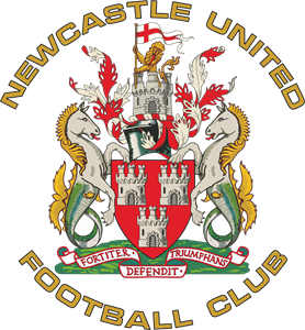 FC Newcastle United 60's - early 70's Logo Vector