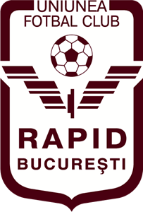 FC Rapid Bucuresti Logo Vector