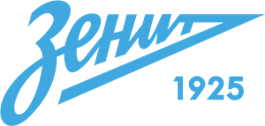 FC Zenit Saint Petersburg Logo Vector