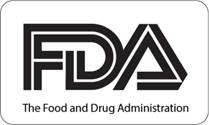 FDA The Food and Drug Administration Logo Vector