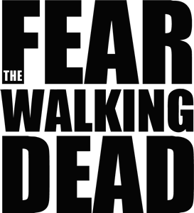 Fear the Walking Dead Logo Vector