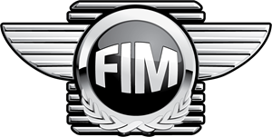 Fédération Internationale de Motocyclisme FIM Logo Vector
