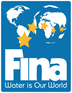 Fédération Internationale de Natation FINA Logo Vector