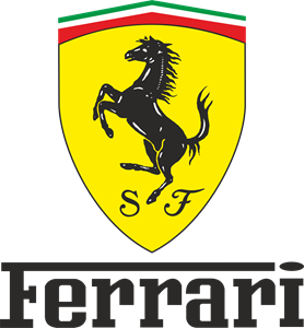 ferrari logo vector cdr free download. Black Bedroom Furniture Sets. Home Design Ideas