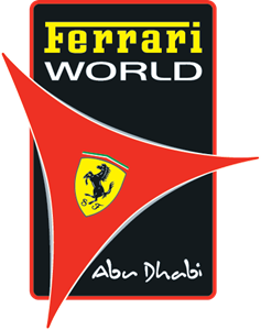 ferrari world abu dhabi Logo Vector