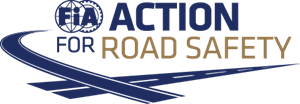 FIA Action for Road Safety Logo Vector