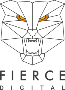 Fierce Digital Logo Vector