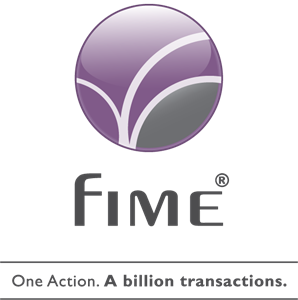 FIME – One Action. A billion transactions. Logo Vector