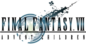 Final Fantasy VII Advent Children Logo Vector