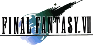 Final Fantasy VII Logo Vector