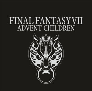 final fantsy advent children(lobo) Logo Vector