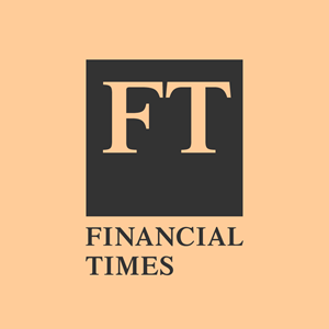 Financial Times Reversed Logo Vector