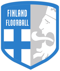 Finland Floorball Logo Vector