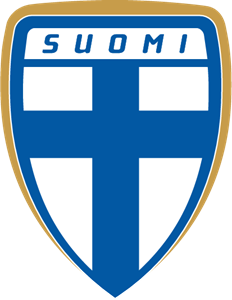 Finland national football team Logo Vector