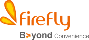 Firefly Beyond Convenience Logo Vector
