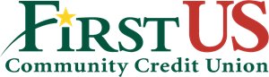 First U.S. Community Credit Union Logo Vector